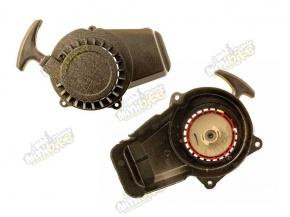 Štartér ALU na minibike, minikros a quadrino typ3