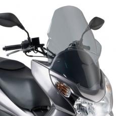 Plexi Givi D322S pre Honda PCX 125/150ccm 2010-2013 tmavé