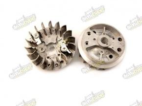 Rotor minibike minikros TYP2