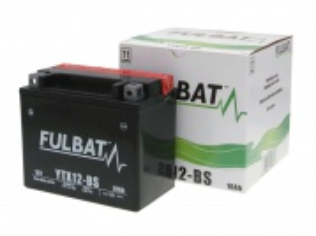 Akumulátor YTX12-BS Fulbat