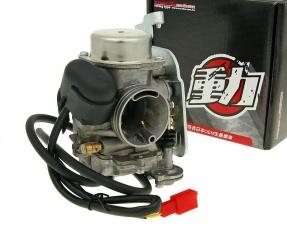 Karburator 30mm pre motory 125-400cc Naraku