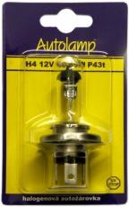 Žiarovka H4 60/55W P43t Autolamp