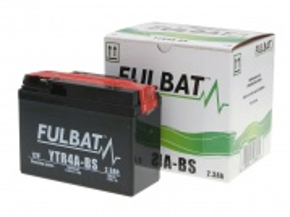 Akumulátor YTR4A-BS 12V MF(bezúdržbový) Fulbat