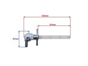 Palivový ventil pre CPI SX-SM50