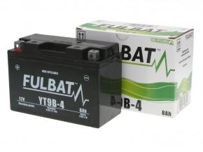 Akumulátor YT9B-4 FulBat 550642