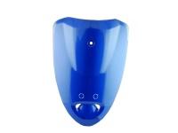 Predná maska modrá pre skútre QT-9