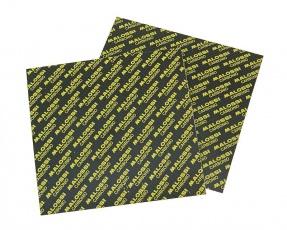 Karbónové pláto Malossi 100x100mm univerzálne