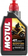 Motul Scooter Power 10W30 Jaso MB!! Api SN/SM/SL/SJ