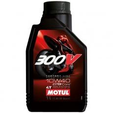 MOTUL 300V 10W40 4T Sport Factory Line 1L
