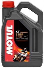 Motul 7100 10W60 4Lolej odporúčaný do motocyklov  KTM