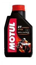 MOTUL 710 olej 100% syntetický pre 2T motory 1L