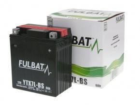 Akumulátor YTX7L-BS 12V-6Ah Fulbat