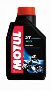 MOTUL 100 Motomix 2T 1L olej pre 2T motory