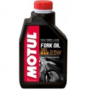 MOTUL tlmičový olej FORK OIL Factory Line very light 2,5W 1L