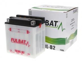 Akumulátor YB10L-B2 DRY Fulbat