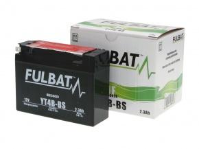 Akumulátor YT4B-BS MF pre YCF Suzuki Street Magic 50 TR50 Fulbat