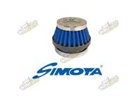 Vzduchový filter SIMOTA flat 45° 24mm až 50mm