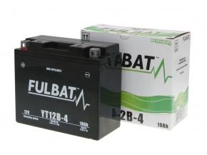 Akumulátor YT12B-4 Gel SLA Fulbat