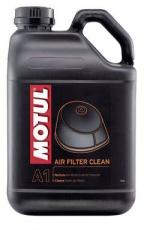 Čistič penových vzduchových filtrov Motul A1 Air filter cleaner 5litrov