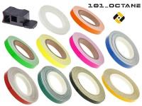 Lepiaca páska 101octane na disk 7mm 600cm reflexná
