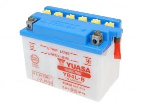 Akumulátor YB4L-B Yuasa YuMicron 4Ah (10h)