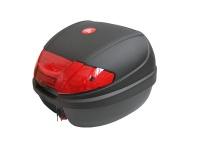 Kufor Moped 30L s červené sklíčka MSK30