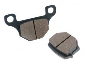 Brzdové obloženie pre motocykle s motorom Minarelli AM