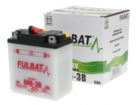 Akumulátor 6N6-3B Fulbat