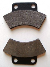 Brzdové obloženie Gladiator RX510, RX530, X5, X6, X8 parkovacia brzda