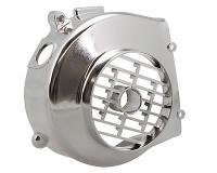 Kryt ventilátora NARAKU - chróm pre 139QMB, Kymco 4T 50ccm