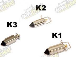 Ihla paliva K1 K2 K3 pre karburátor Keihin