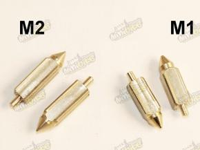 Ihla paliva M1 M2 pre karburátor Mikuni