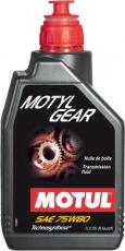 Prevodový olej MOTYLGEAR 75W-80 API GL-4/GL-5 MIL-L-2105D