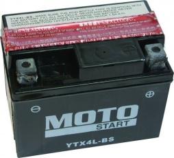 Akumulátor YTX4L-BS MF 12V MSE