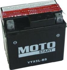 Akumulátor 12V YTX5L-BS MF MSE
