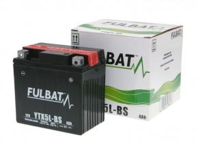 Akumulátor YTX5L-BS Fulbat