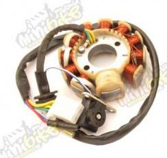 Stator cievka zapaľovacia s magnetom pre Motorro Maxx 125ccm