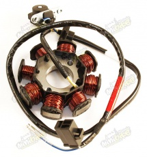 Stator Kymco 50cc Like, Agility, People, Super8 4t 31120-LDC8-E10