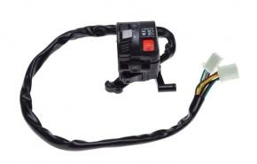 Prepínač svetiel so sytičom pre ATV150 200 250