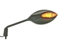 Zrkadlo LED Drop ľavé/pravé M8