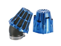 Vzduchový filter Polini Blue Air Box 32-42-46mm  30°