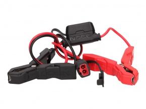 Pripojovací kábel batérie s kliešťami pre nabíjačky NOCO