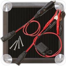 NOCO solárna nabíjačka akumulátorov 12V/2,5Wp