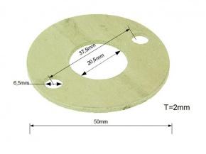 Tesnenie koncovky výfuku 50mm