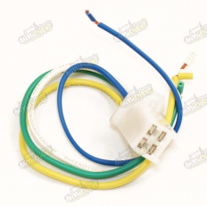Konektor 4pin zástrčka 3041