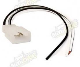 Konektor 3pin zásuvka 7031