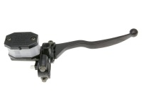Brzdová pumpa pravá s držiakom zrkadla M8
