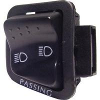 Prepínač svetiel Piaggio diaľkové/tlmené
