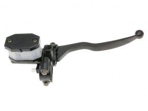 Brzdová pumpa pravá s držiakom zrkadla M10