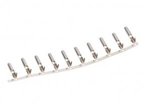 Káblová koncovka kolík samec 10kusov balenie